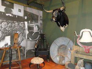 Esplenade museum display