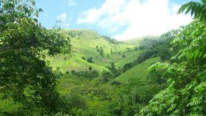Catacamas, Honduras countryside