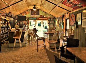 Sand Bar interior