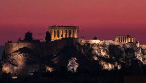 Athens vacation sights