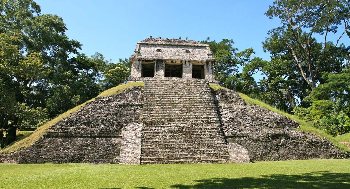 Palenque Temple of the Count