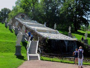 Chess Mount Cascade Peterhof