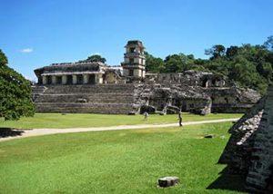 Central Palenque