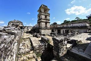 The Tower at Palenque