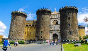Castle Nuovo Naples