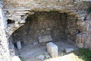 Paul's prison cell