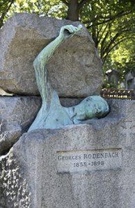George Rodenbach grave