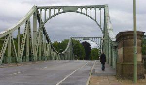 Glienicke bridge potsdam