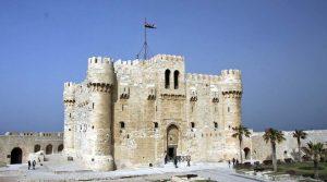 Fort Qaitbey Alexandria Egypt