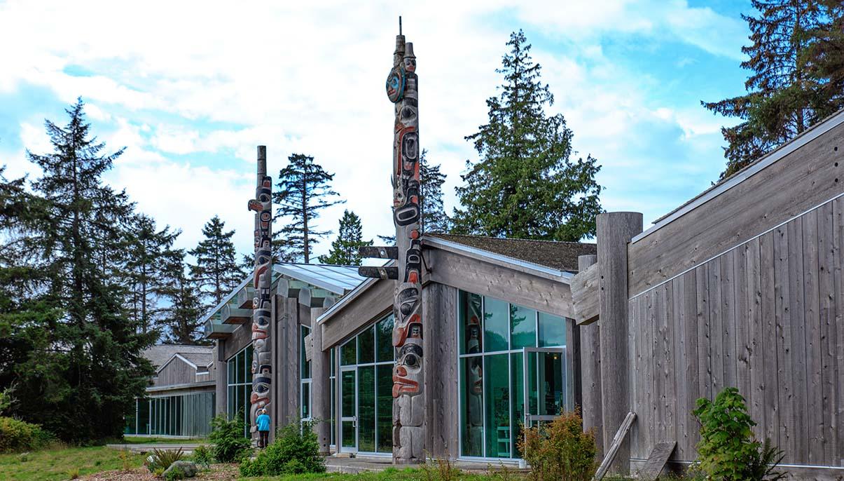 Haida Gwaii heritage centre