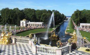 Grand Cascade Peterhof
