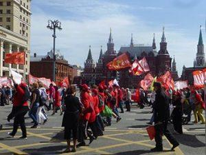 Moscow Mayday Parade