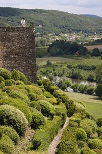 marqueyssac path and valley view