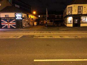 Belfast street