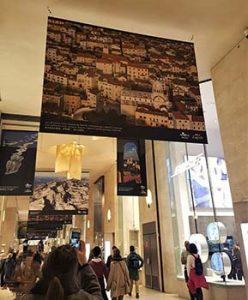 Croatian exhibit in Louvre