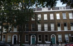 Charles Dickens house London