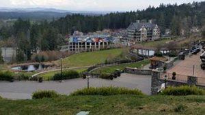 Bear Mountain golf course