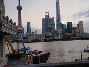 Shanghai harbor