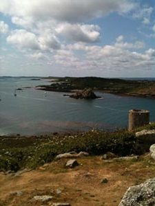 scilly isles view