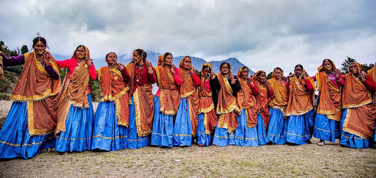Chanchari dance India