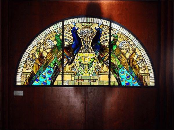 window in Casina delle Civette