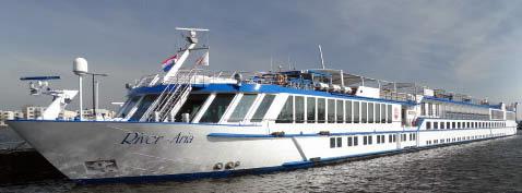Aria Grand Circle cruise ship