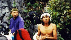 Park Ranger and guide in Borneo, Malaysia