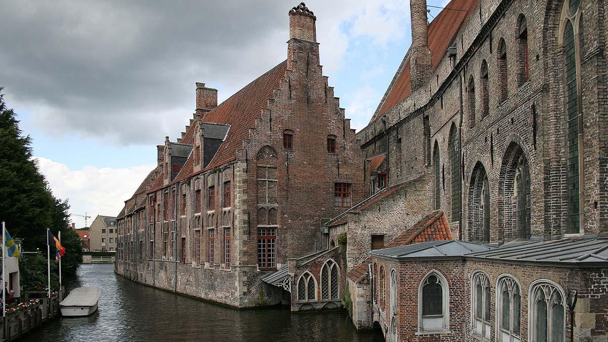 Saint John's Hospital, Bruges, Belgium