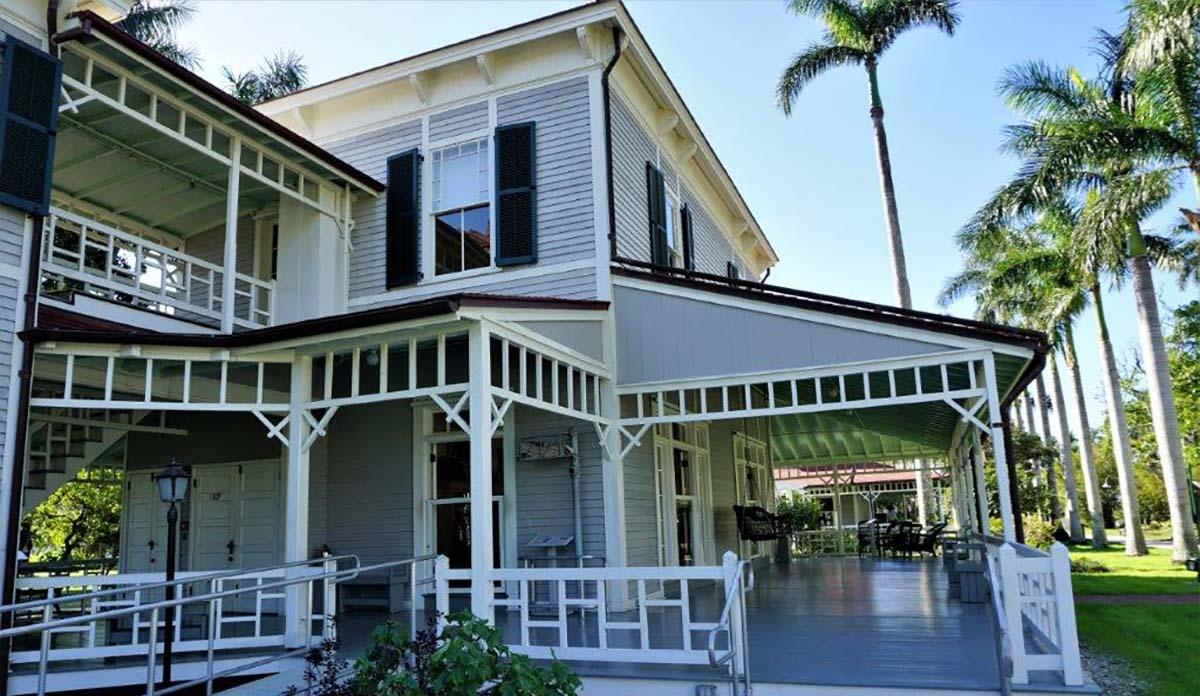 Winter home of Thomas Edison