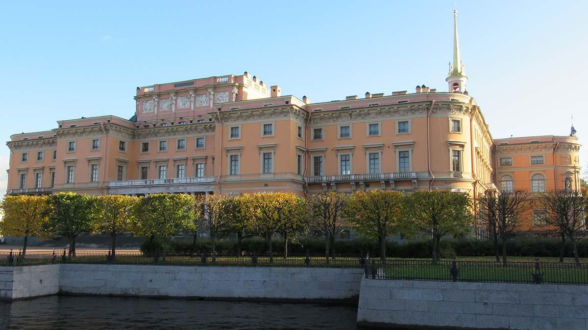 Engineer's Castle, St. Petersburg, Russia