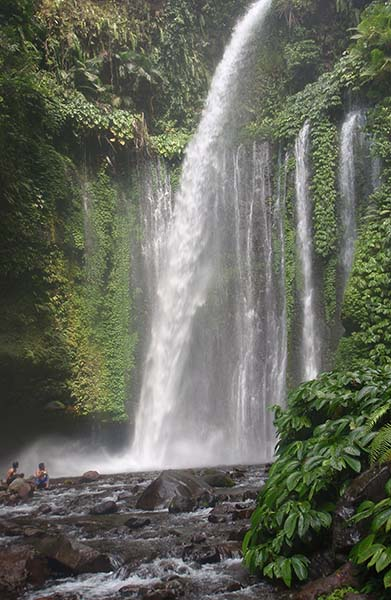Tiu Kele waterfall