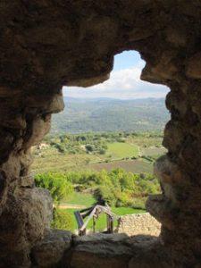 View from Saignon
