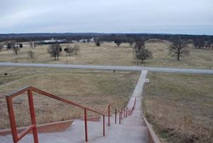 View from Monk's Mound