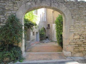 Doorway in Provence