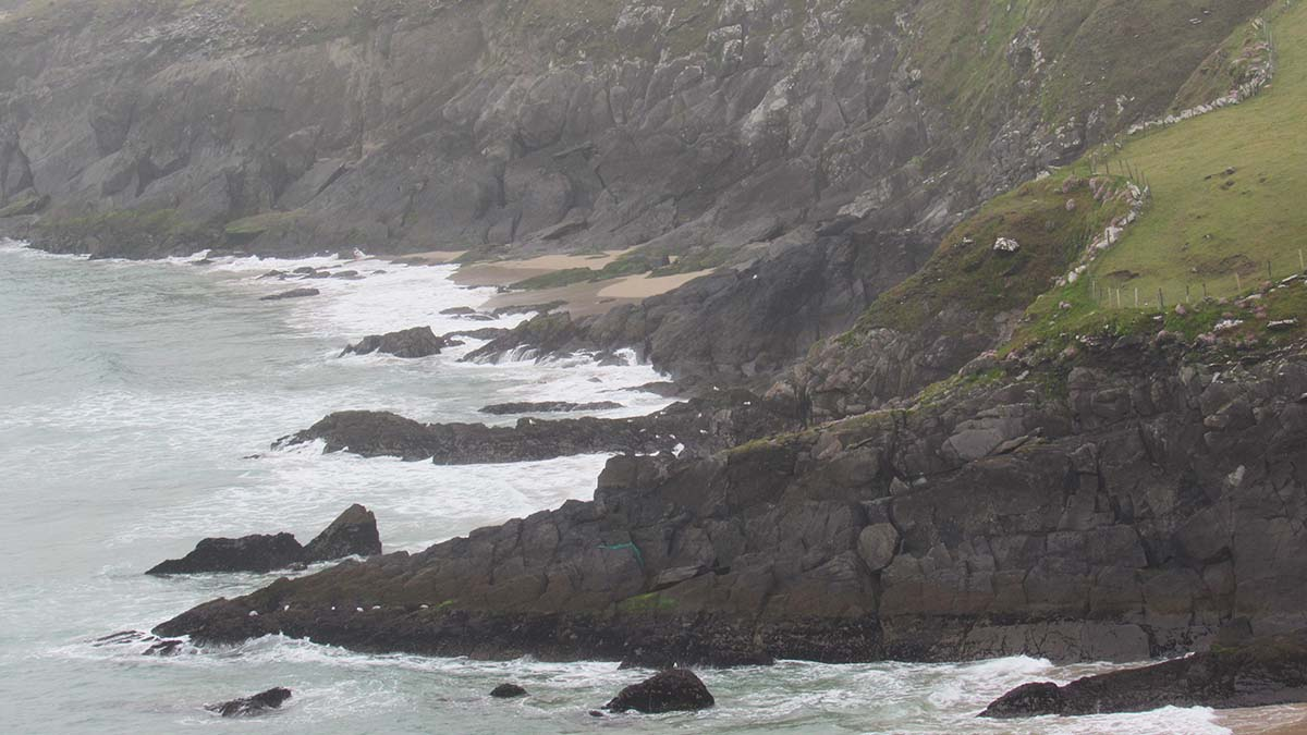 Ring of Kerry coastline