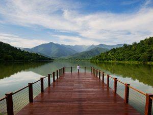 Lake Kvareli