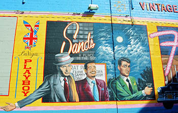 "Sands ""Rat Pack"""