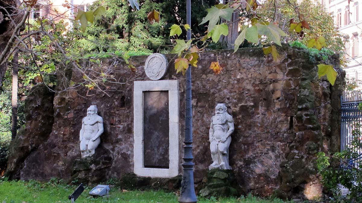 magic doorway piazza vittorio