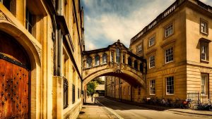 Oxford passageway