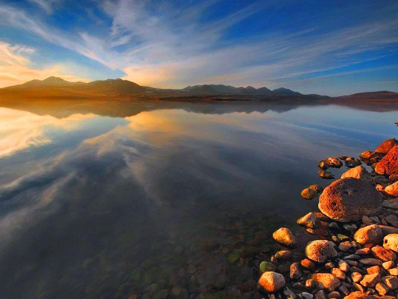 Lake Paravani