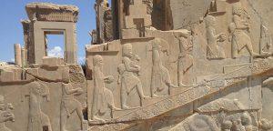Persepolis carvings
