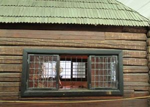 Peter the Great's cabin