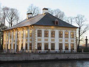 Tsar Peter's Summer Palace