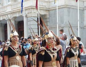 Carthagenian festival