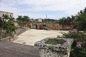 San Pedro Gate