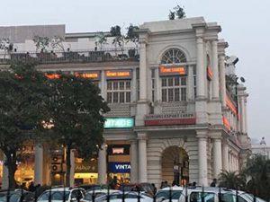 Janpath market