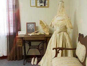 Summerville museum display
