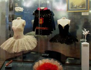 costumes for the ballet Swan Lake