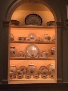 Martha Washington's china