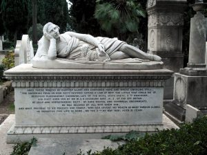Rome's Non-Catholic cemetery
